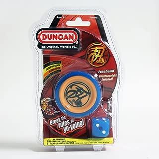 Duncan Freehand Yo-Yo (Blue/Orange)