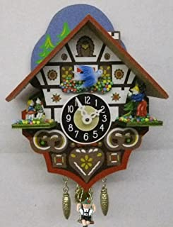 cuckoo clock gingerbread house
