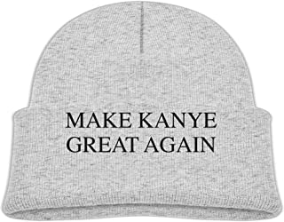 Make Kanye Great Again Knit Hats Baby Boys