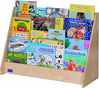 Steffy Wood Products 4-Shelf Book Display