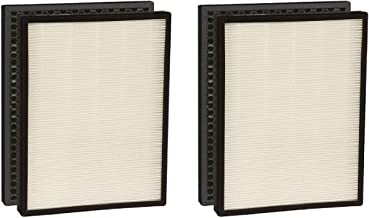 Nispira True HEPA Replacement Filter + Activated Carbon Pre Filter Compatible with Alexapure Breeze Air Purifier 3049 AP-B...