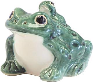 陶里 『信楽焼』 青蛙 4号 T94-33