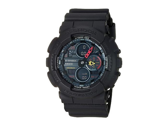 G-Shock  GA140BMC-1A (Black) Watches