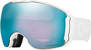 Oakley Airbrake XL Snow Goggles Factory Pilot Whiteout W/PRIZM Sapphire and PRIZM Hi-Pink Lens