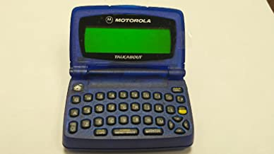 Motorola T900 2-Way Pager with Holster