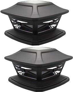 Davinci Lighting – Flexfit Solar Post Cap Lights – Fits 4×4 5×5 and..