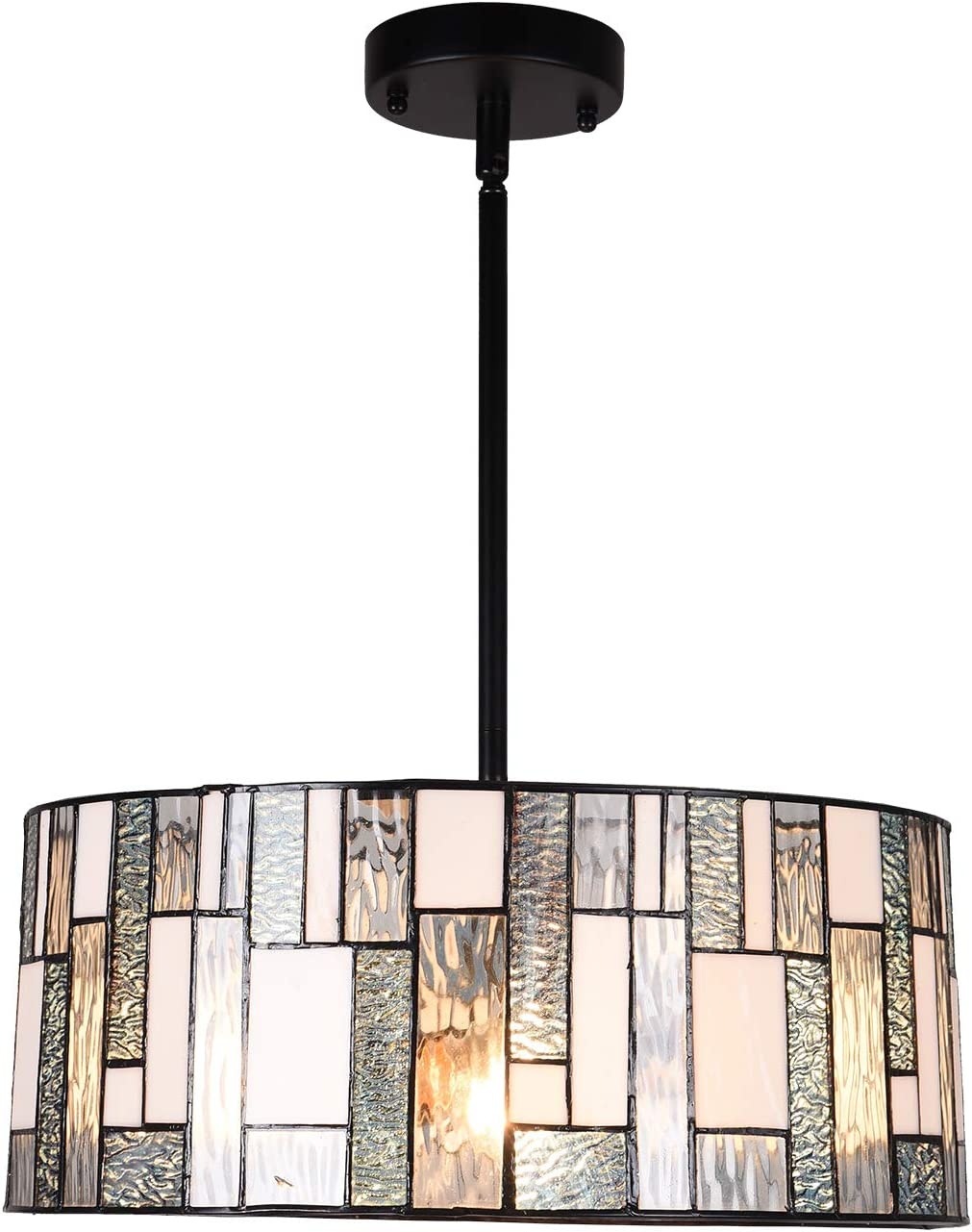 Artzone Tiffany Pendant Lighting Fixtures Inch Factory Manufacturer OFFicial shop outlet W16.5 Wide H49.6