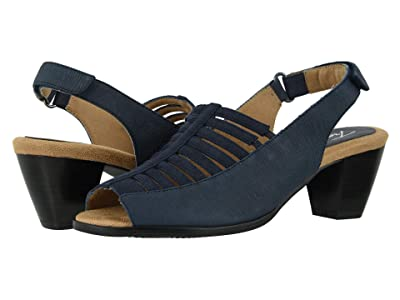 Trotters Minnie (Navy) Women