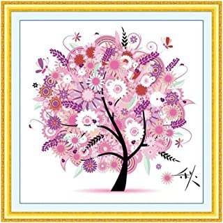 Best cherry blossom cross stitch pattern Reviews