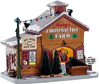 Lemax Exclusive Henry's Christmas Tree Farm