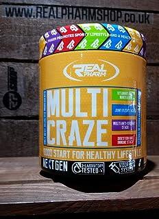 REAL PHARM Multi Craze - 270tabs.