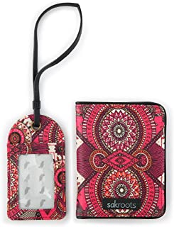 Sakroots New Adventure Luggage Tag Passport