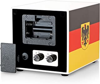 Watch Winder with 15 Available Winding Programs, Telescopic Watch Holder and Battery Option