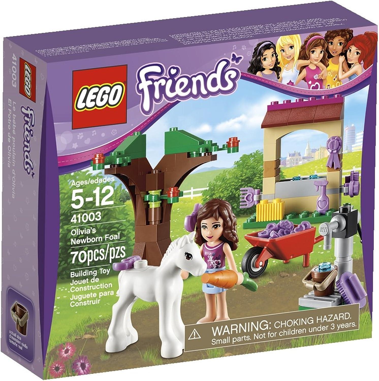 LEGO Friends Olivia Newborn Foal 41003 by LEGO