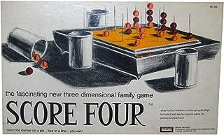 Leisure Dynamics Score Four Vintage No. 8325 1971 Lakeside Game