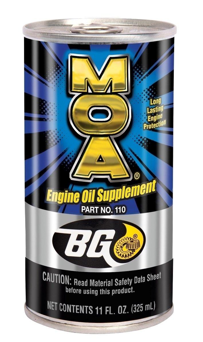 BG MOA 110 Engine Supplement