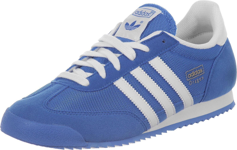 adidas Originals Dragon J Sneaker Enfants Bleu D67715, Taille:38 2 ...