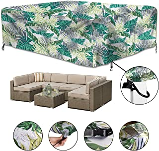 Best v shaped patio furniture cover Reviews