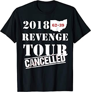 It's Cancelled Michigan Revenge Tour Canceled Shirt