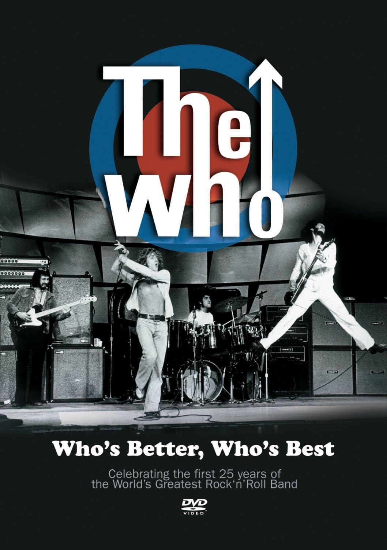 ザ・フー(The Who)『Who's Better, Who's Best (DVD)』