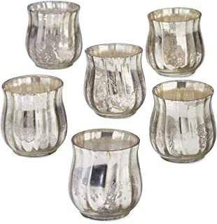 Best antique etched glass candle holders Reviews
