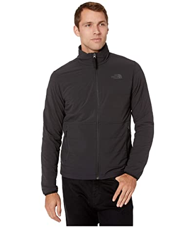 The North Face Mountain Sweatshirt Full Zip Jacket 3.0 (TNF Black) Men