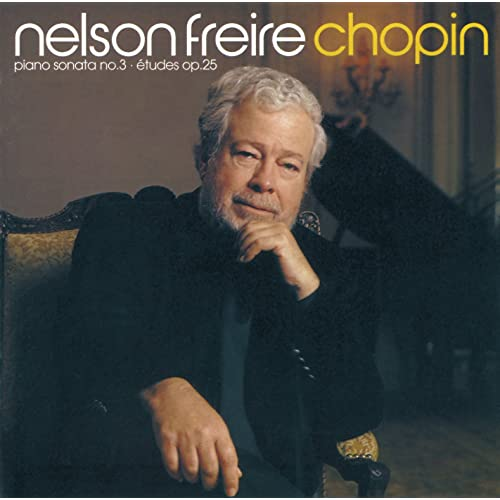 Chopin: 12 Etudes, Op 25 - No  5 in E minor by Nelson Freire