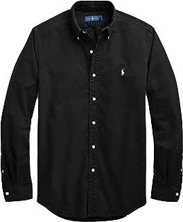 Polo Ralph Lauren Mens Big and Tall Classic Fit Buttondown Oxford Shirt