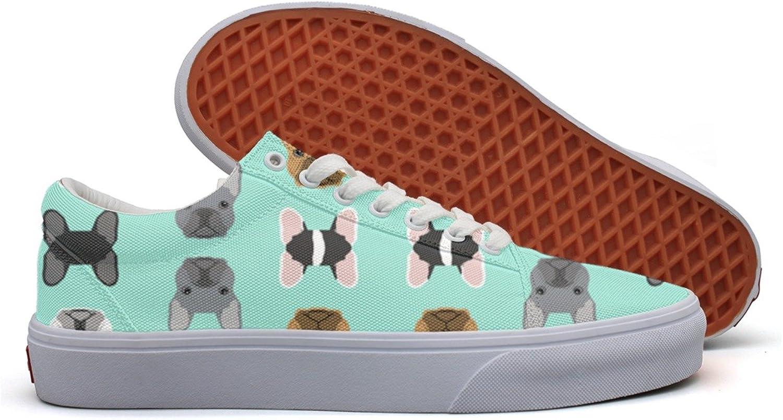 Women Bulldogs Utility Canvas shoes For Women