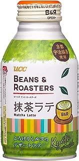[訳あり(賞味期限2020年2月27日)]UCC BEANS & ROASTERS 抹茶ラテR缶 ×24本