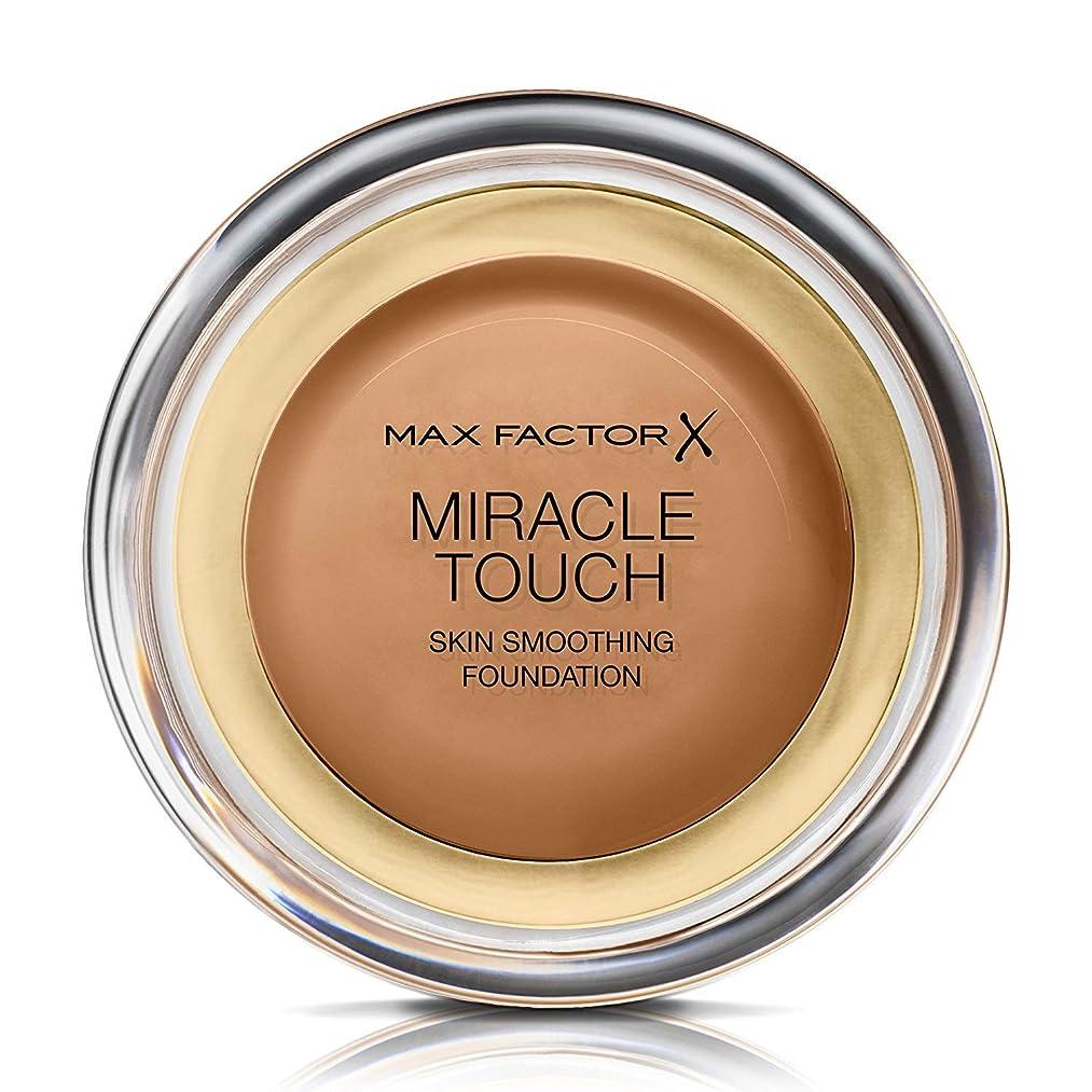 ソフィーイブニング金曜日マックス ファクター ミラクル タッチ スキン スムーズ ファウンデーション - カラメル Max Factor Miracle Touch Skin Smoothing Foundation - Caramel 085 [並行輸入品]