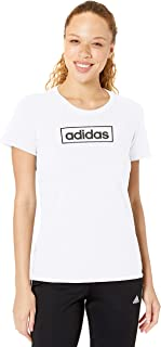 adidas Women's Linear Boxed Graphic Tee