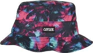 Cayler & Sons Unisex basebollkeps C&S WL Drop Top Trees vändbar hinkhatt baseballkeps, svart/mc, en storlek