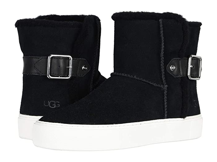 UGG  Aika (Black) Womens Shoes