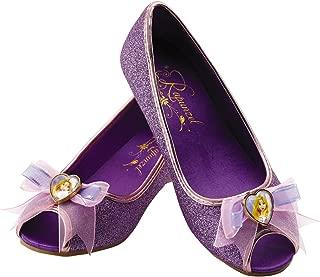 Rapunzel Disney Princess Tangled Prestige Shoes, 13/1 Large