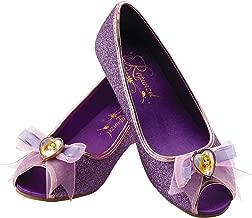 Rapunzel Disney Princess Tangled Prestige Shoes, 9/10 Small