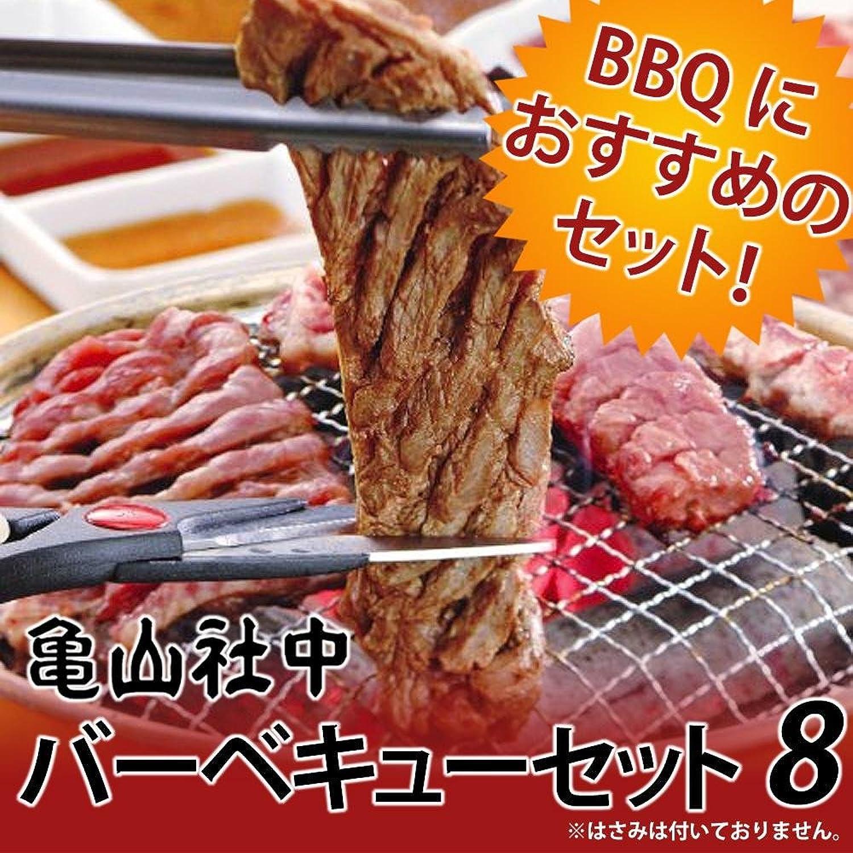 亀山社中 焼肉 バーベキューセット 8