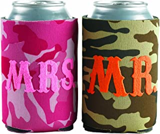Hortense B. Hewitt Mr and Mrs Camo Can Coolies