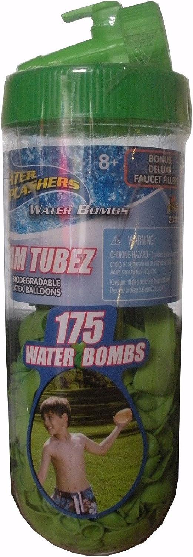 Water Splashers Team Tubez Water Bombs - 175Ct Yellow