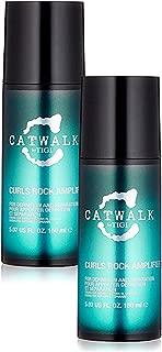 Bundle - 2 Items : Tigi Catwalk Curls Rock Amplifier, 5.07 Oz (2 Pack)