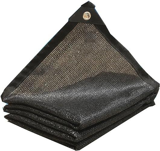 AJZGF Tissu imperméable à l'eau imperméable Filets de Prougeection Solaire, Isolation Sun cryptage réseau 8 Broches terrasse Fleurie Cour réseau d'ombrage de l'ombre sur Le Toit