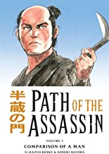 Path Of The Assassin, Vol. 3: Comparison Of A Man (v. 3)