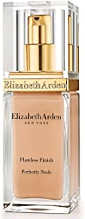 Elizabeth Arden Flawless Finish Perfectly Nude Foundation SPF 15 Vanilla Shake (Pack of 6) - エリザベスは、完璧な仕上がり完璧ヌードファンデーション 15バニラシェイクをアーデン x6 [並行輸入品]