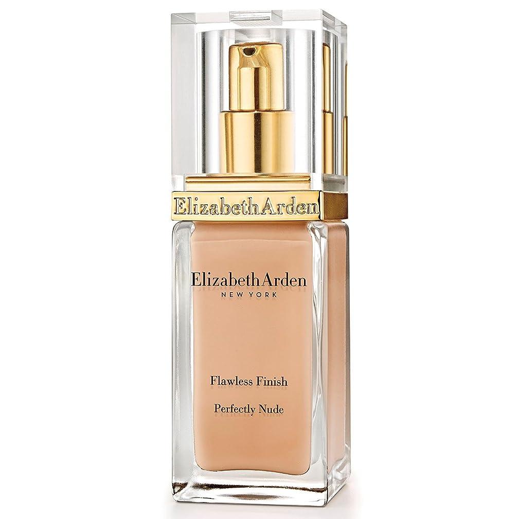 言い直す無実絞るElizabeth Arden Flawless Finish Perfectly Nude Foundation SPF 15 Honey Beige (Pack of 6) - エリザベスは、完璧な仕上がり完璧ヌードファンデーション 15ハニーベージュをアーデン x6 [並行輸入品]