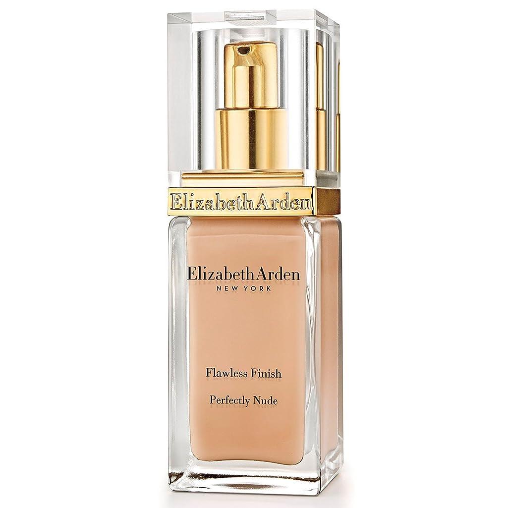 宇宙地元タクトエリザベスアーデン完璧な仕上がり完璧ヌードファンデーション 15スパイス x4 - Elizabeth Arden Flawless Finish Perfectly Nude Foundation SPF 15 Spice (Pack of 4) [並行輸入品]