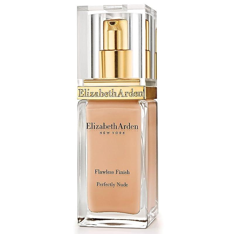 かすかなあざログElizabeth Arden Flawless Finish Perfectly Nude Foundation SPF 15 Honey Beige - エリザベスは、完璧な仕上がり完璧ヌードファンデーション 15ハニーベージュをアーデン [並行輸入品]