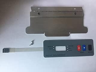 INSYNC ENGINEERING Hayward H-Series Pool Heater Bezel Keypad & Protective Metal Cover Kit Manufactured