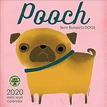 Pooch 2020 Mini Wall Calendar: Terry Runyan's Dogs (7