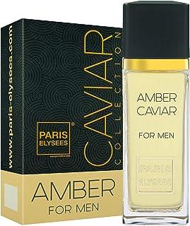 Paris Elysées Amber Caviar - Colonia para hombre 100ml