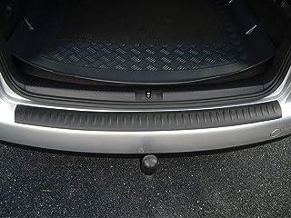 LADEKANTENSCHUTZFOLIE Hyundai Santa Fe ab 2016 SCHWARZ